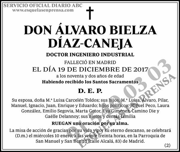 Álvaro Bielza Díaz-Caneja